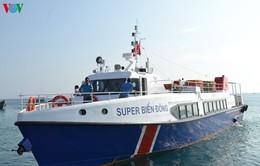 Một ngày, gần 4.000 lượt khách ra đảo Lý Sơn