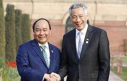 Chuyến thăm Singapore của Thủ tướng nâng cao giá trị gia tăng từ quan hệ Việt Nam - Singapore