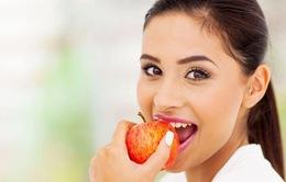 Mỗi ngày ăn một quả táo, giảm 40% tỷ lệ mắc bệnh tim