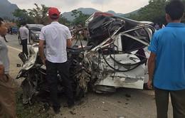Tai nạn giao thông nghiêm trọng tại Bắc Kạn