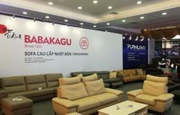 Thương hiệu nội thất Nhật Bản Babakagu gây ấn tượng tại triển lãm Vietbuild Hà Nội 2018
