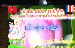 Đà Nẵng khai mạc Lễ hội Quán Thế âm