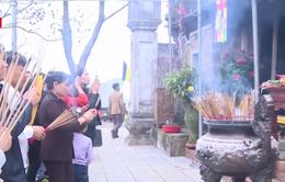 10 vạn du khách tham quan chùa Hương Tích