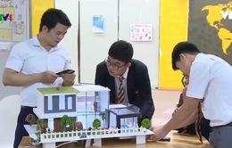 Nhà thông minh tự phòng cháy chữa cháy - Sáng kiến của học sinh lớp 9