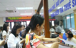 Ngày cuối quyết toán thuế ở Hà Nội: Các điểm đều thông thoáng