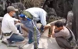 Bắt đầu tháo dỡ công trình xâm hại di tích Tràng An