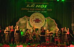 """Festival Huế 2018: Khai mạc Lễ hội """" Hương xưa Làng cổ"""""""