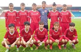 Lịch thi đấu của U16 nữ Việt Nam tại giải U16 nữ Đông Nam Á 2018
