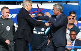 Vừa chia tay Wenger, Mourinho đã hẹn tái đấu