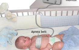 Nguy hiểm hội chứng ngưng thở ở trẻ sinh non