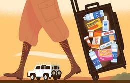 Làm thế nào để phòng tránh tiêu chảy khi đi du lịch?