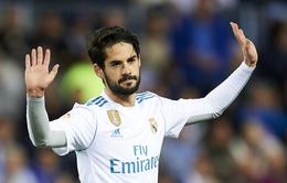 Vì Isco Man City sẵn sàng đổi 2 sao lớn cho Real Madrid