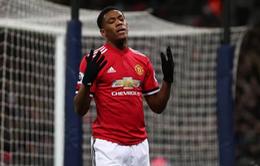 Martial tuyên bố chia tay Man Utd