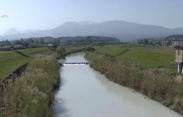 Nhật Bản: Nước sông ô nhiễm sau đợt phun trào núi lửa