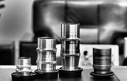 Ống kính 16mm Cine hồi sinh