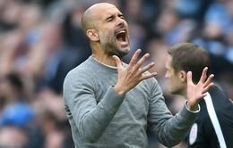 Man City mất ngôi sao dài hạn, Pep Guardiola phàn nàn vì Premier League