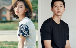 Kim Ji Won và Song Joong Ki có thể tái hợp sau 2 năm trong bộ phim mới