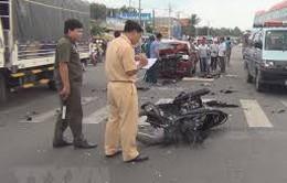 Liên tiếp hai vụ tai nạn giao thông nghiêm trọng tại Phú Yên và Ninh Thuận