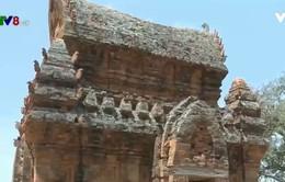 Tháp Po Klong Garai- nơi du khách dừng chân dịp nghỉ lễ