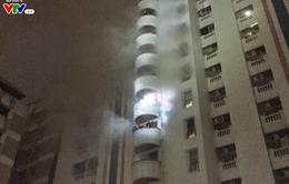 13 người Việt bị thương do vụ cháy chung cư ở Bangkok, Thái Lan