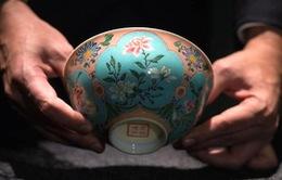 Hơn 30 triệu USD cho chiếc bát của Hoàng đế Khang Hy