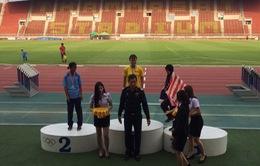 ĐT điền kinh trẻ Việt Nam thi đấu ấn tượng tại giải trẻ Đông Nam Á 2018