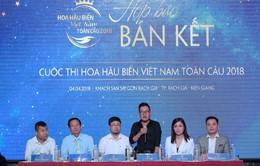 Vẻ đẹp của thí sinh Hoa hậu Biển Việt Nam toàn cầu 2018 hoàn toàn tự nhiên