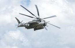 Rơi máy bay quân sự ở Mỹ trong khi huấn luyện