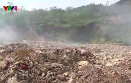 Người dân Hà Tĩnh phản đối nhà máy rác gây ô nhiễm