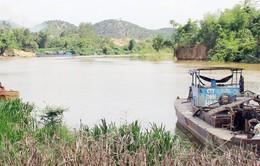 Bình Phước và Lâm Đồng thống nhất phương án xử lý khai thác cát trên sông Đồng Nai