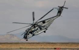 Rơi trực thăng quân sự ở Mỹ, 4 người thiệt mạng