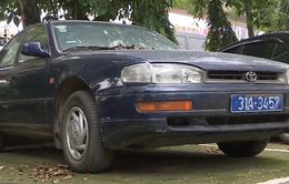 Bộ Tài chính đề nghị tạm dừng điều chuyển ô tô công