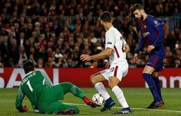 Barcelona đón nhiều tin vui trong chiến thắng trước Roma