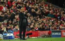 HLV Guardiola nói gì sau thất bại trước Liverpool