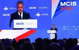 Hội nghị An ninh quốc tế tại Nga: Chống khủng bố là chủ đề chính