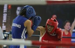 Sau chấn thương, nữ võ sĩ muay Nguyễn Thị Thanh Trúc giành HCV boxing