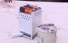 Bếp xanh (bếp thân thiện) - Giải pháp thay thế bếp than tổ ong