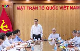 Chuẩn bị Đại hội đại biểu Người Công giáo Việt Nam xây dựng và bảo vệ Tổ quốc lần thứ VII