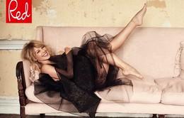 Kylie Minogue vẫn đầy năng lượng ở tuổi 49