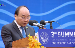 Thủ tướng đưa thông điệp mạnh mẽ về sử dụng tài nguyên nước Mekong