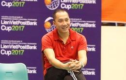 HLV Nguyễn Tuấn Kiệt sẽ trở thành HLV trưởng ĐT bóng chuyền nữ Việt Nam dự VTV Cup 2018