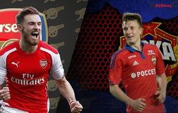 Lịch trực tiếp bóng đá lượt đi tứ kết Europa League: Arsenal, Atletico sớm tạo lợi thế?