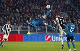 ĐHTB tứ kết lượt đi Champions League: Ngập sắc đỏ Liverpool, không thể thiếu Ronaldo