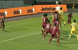 VIDEO tổng hợp trận đấu CLB TP Hồ Chí Minh 0-2 Sông Lam Nghệ An