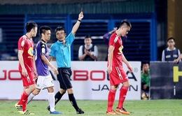 Nguyễn Tăng Tiến nhận án phạt nặng sau thẻ đỏ trong trận Hoàng Anh Gia Lai gặp CLB Hà Nội