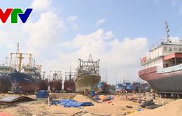 Ngư dân Bình Định thống nhất phương án đền bù tàu vỏ sắt đóng theo Nghị định 67
