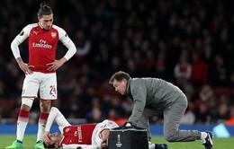 Dính chấn thương đầu gối, Mkhitaryan chắn chắn vắng mặt trận đấu tới