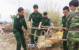 Quảng Ninh: Di dời thành công quả bom nặng gần 250kg