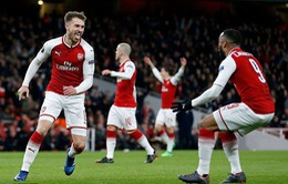 Arsenal 4-1 CSKA Moscow: Đại tiệc bàn thắng