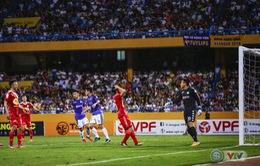 ẢNH: CLB HAGL thua đậm CLB Hà Nội trên sân Hàng Đẫy